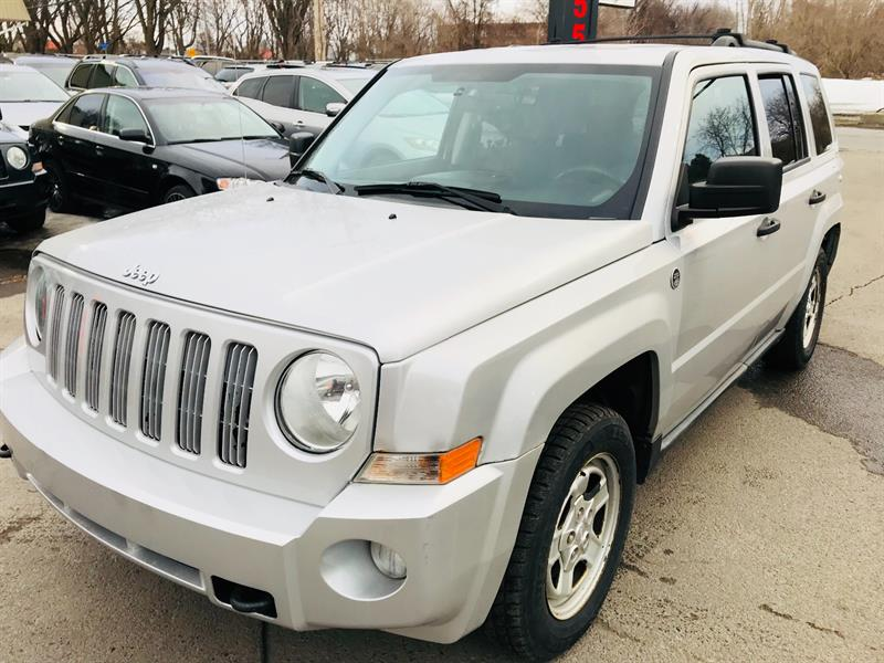 Jeep Patriot 2007 4WD-Sport-Trail Rated-Air-Mags #4472-2