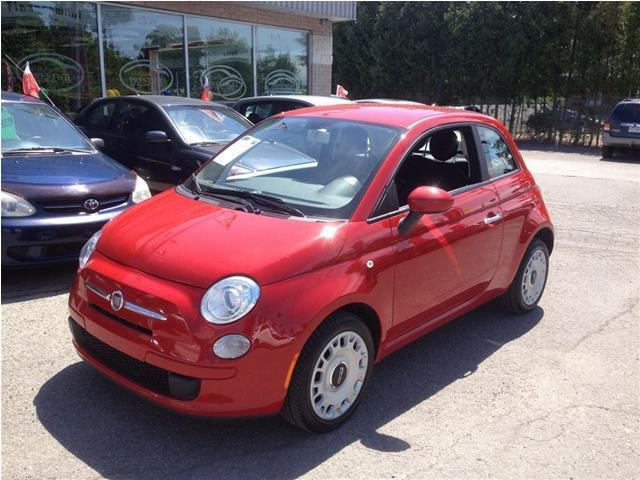 Fiat 500 2012 POP GARANTIE GRATUITE 26$/sem* 0$ Dépôt #134-1522-TH-SUTIL
