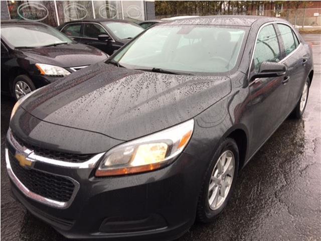 Chevrolet Malibu 2014 GARANTIE GRATUITE 39$/sem* 0$ Dépôt #030-3670-SUTIL
