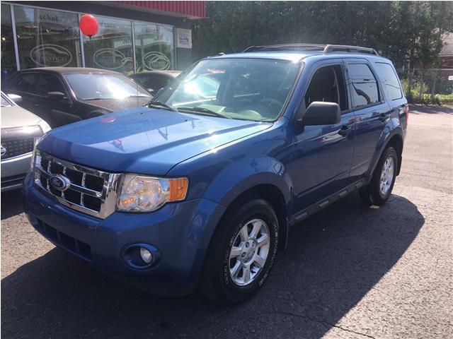 Ford Escape 2010 XLT  ***GARANTIE 1 AN INCLUSE*** #085-3906-EC-SUTIL