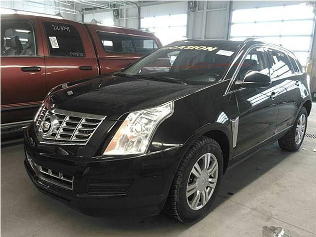 Cadillac SRX 2011 Traction intégrale 4 portes 3,0 Luxury #069-4159-AD