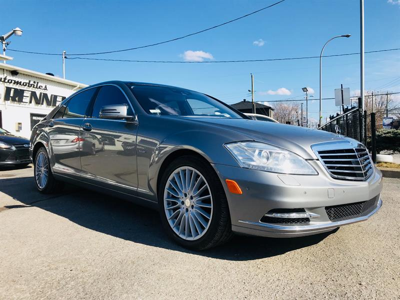 Mercedes-Benz S-Class 2012 4dr Sdn S 550 4MATIC LWB #738C