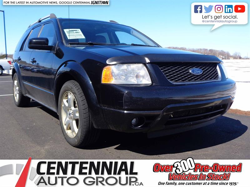 2006 Ford Freestyle AWD   3.0L   V6   #SP17-039A