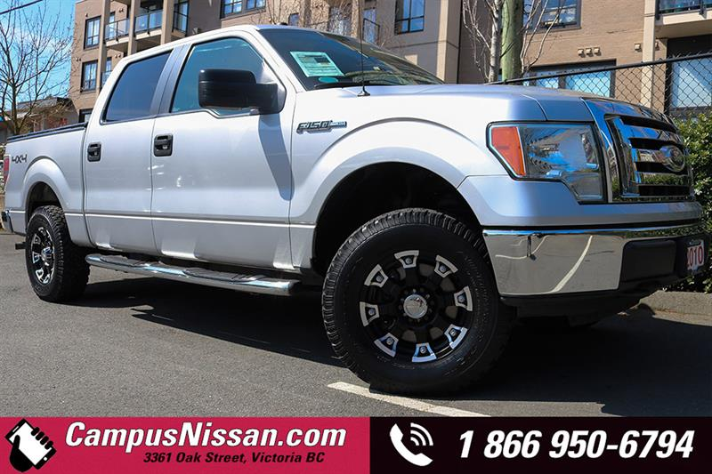 2010 Ford F-150 SuperCrew #8-U222A