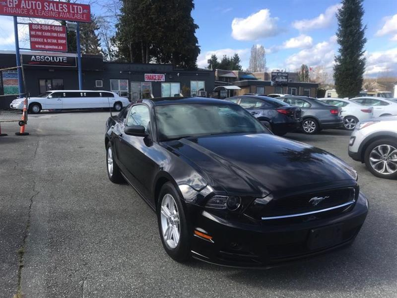 2014 Ford Mustang 2dr Cpe V6 #GP707