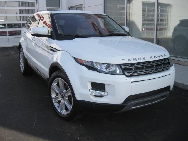 2012 Land Rover Range Rover Evoque Pure Premium #P1578