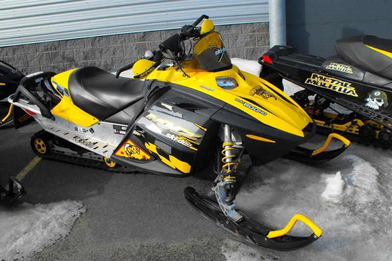 Ski-Doo Renegade MXZ 2006