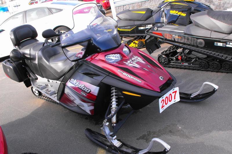 Ski-Doo GTX 600HO 2007