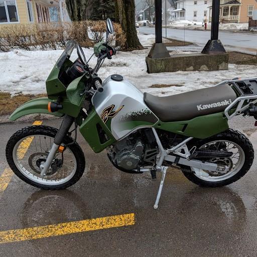 Kawasaki KLR650 2001 #S31379