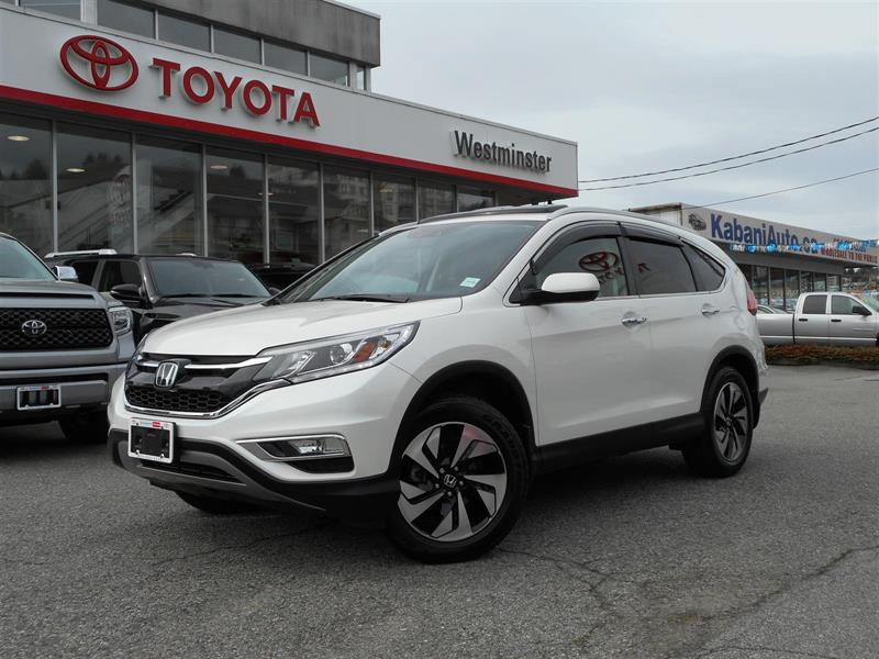 2015 Honda CR-V AWD Touring #HH18494B