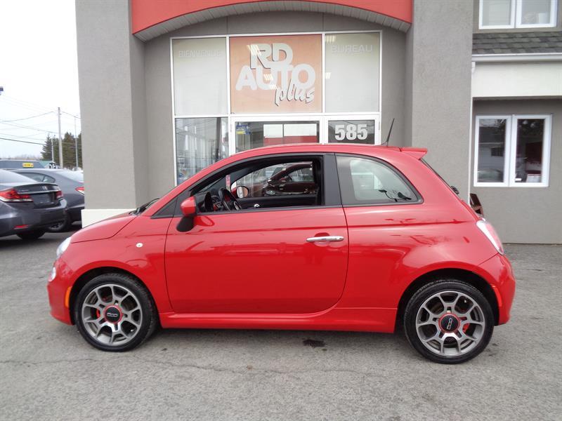 Fiat 500 2012  HB Sport #7669