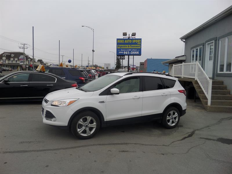 Ford Escape 2015 4WD SE