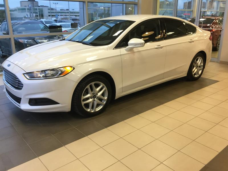Ford Fusion 2014 SE ** FWD ** ECOBOOST #PU5707