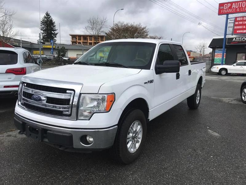 2013 Ford F-150 4WD SuperCrew 157 #GP8934
