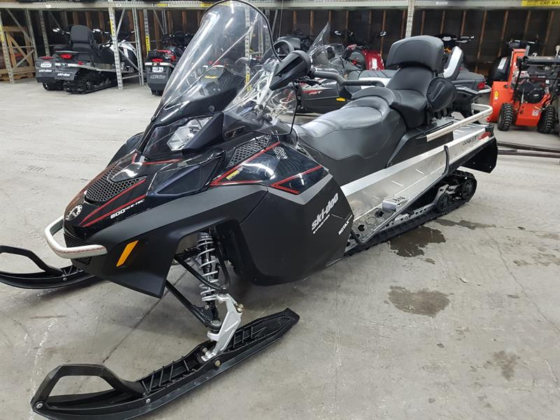 Skidoo EXPEDITION LE 600 HO E-TEC 2015