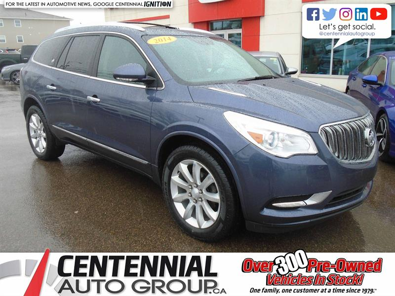 2014 Buick Enclave AWD | Leather | 3.6L #U1707