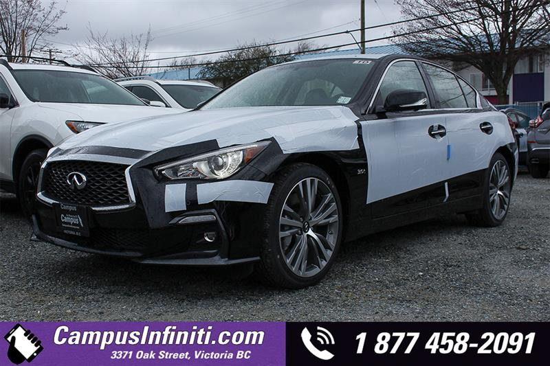 2018 Infiniti Q50 3.0T Sport with Sensory-ProASSIST Packages #18-Q5006