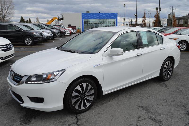 Honda Accord 2015 HYBRID #K2288