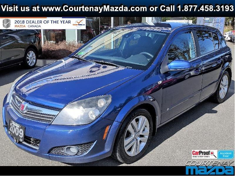 2009 Saturn Astra XR 5Dr #P4576A