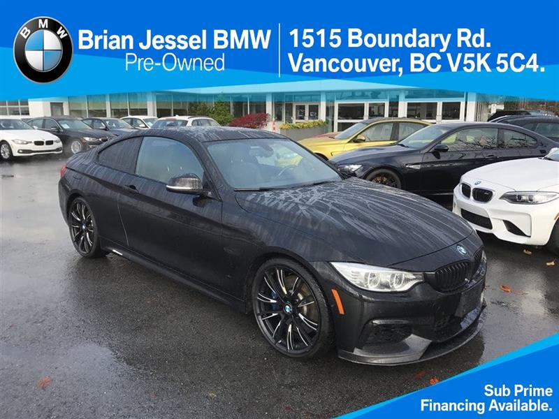 2015 BMW 4 Series 435i Coupe M Performance Ed. #BP514710