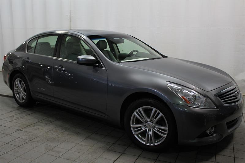 Infiniti G37 2011 x Sedan AWD Luxury *AWD* #U18-053A