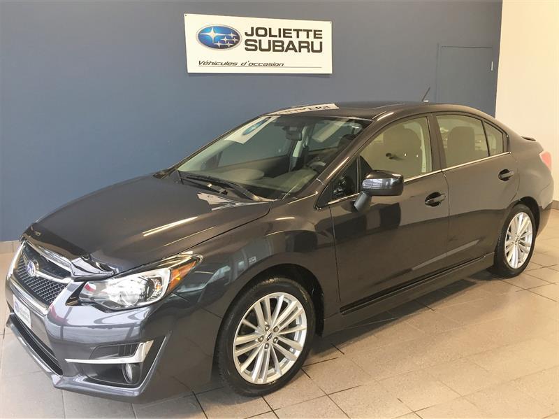 Subaru Impreza 2016 4ptes CVT 2.0 Sport #8091XA