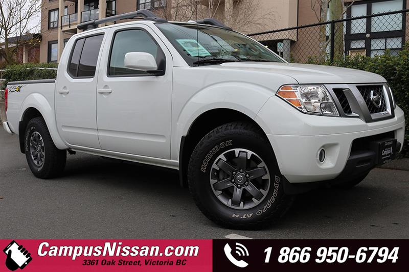 2016 Nissan Frontier PRO-4X #7-P727A