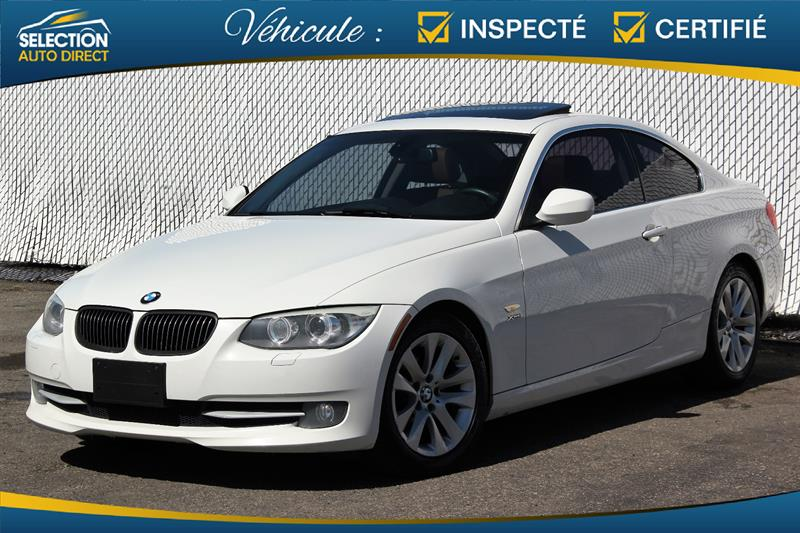BMW 3 Series 2011 2dr Cpe 328i xDrive AWD #S567316