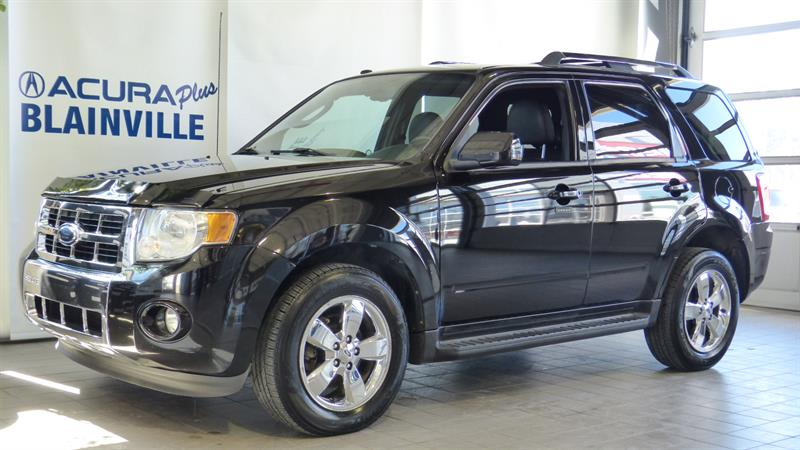 Ford Escape 2009 LIMITED V6 4X4 #A84211