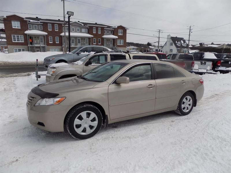 Toyota Camry 2009 LE #AD6185
