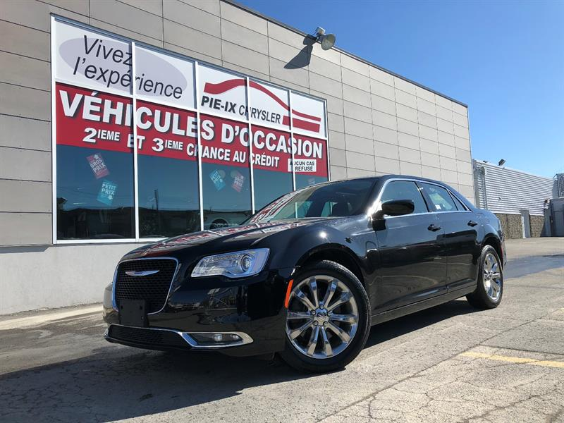 Chrysler 300 2017 4dr Sdn Touring AWD+TOIT+CUIR+MAGS+WOW! #Ud4565