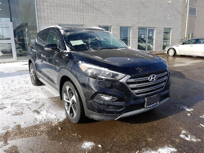 2017 Hyundai Tucson 1.6L SE AWD - Leather/Panoramic Sunroof #76110
