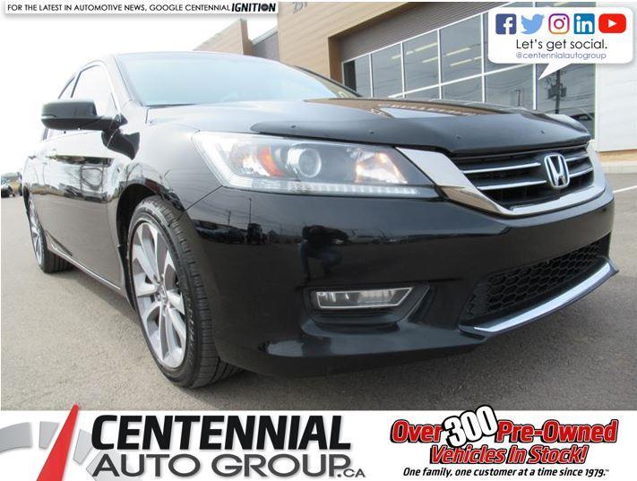 2013 Honda Accord Sedan Sport | Automatic | Heated Seats | Backup Camera #U464