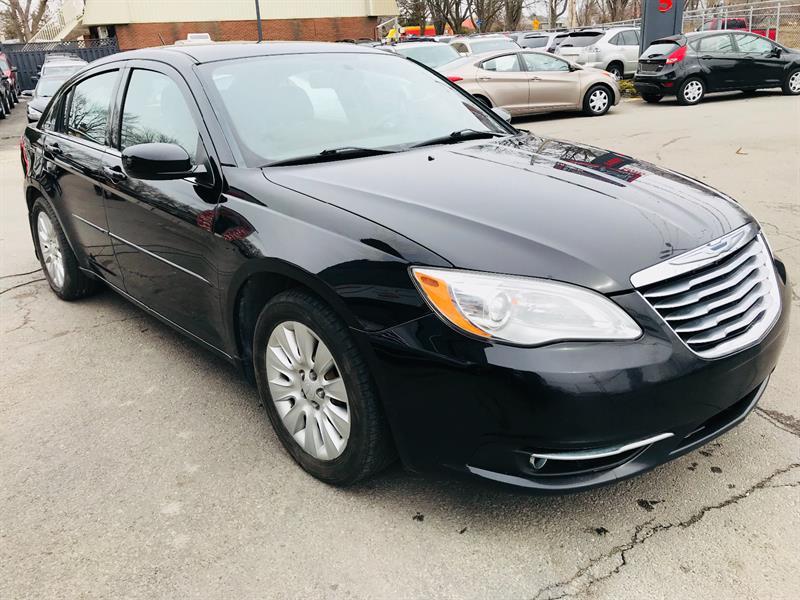 Chrysler 200 2012 LX-2.4L-Groupe Electrique-Jamais Accidenter #94490-2