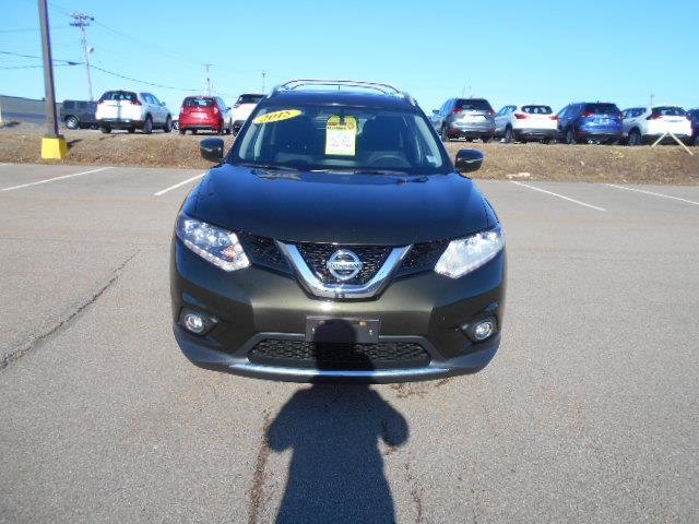 2015 Nissan Rogue AWD 4dr #M17-176A