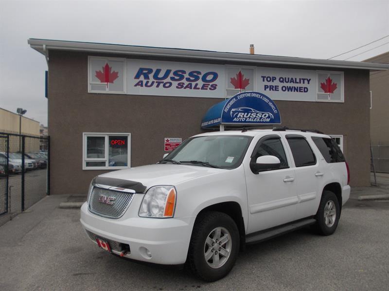 2007 GMC Yukon SLT 4X4 #A7962