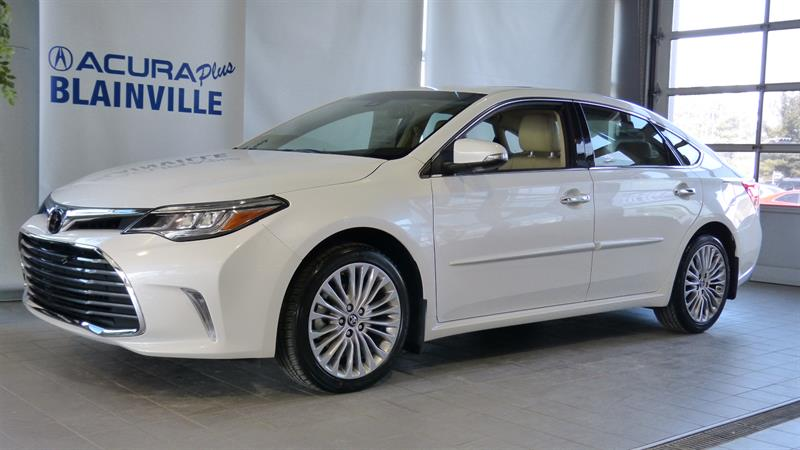 Toyota Avalon 2018 LIMITED #A83294