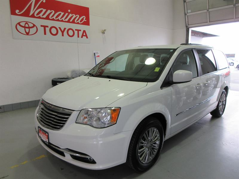 2015 Chrysler Town - Country 4dr Wgn Touring w-Leather #19394B