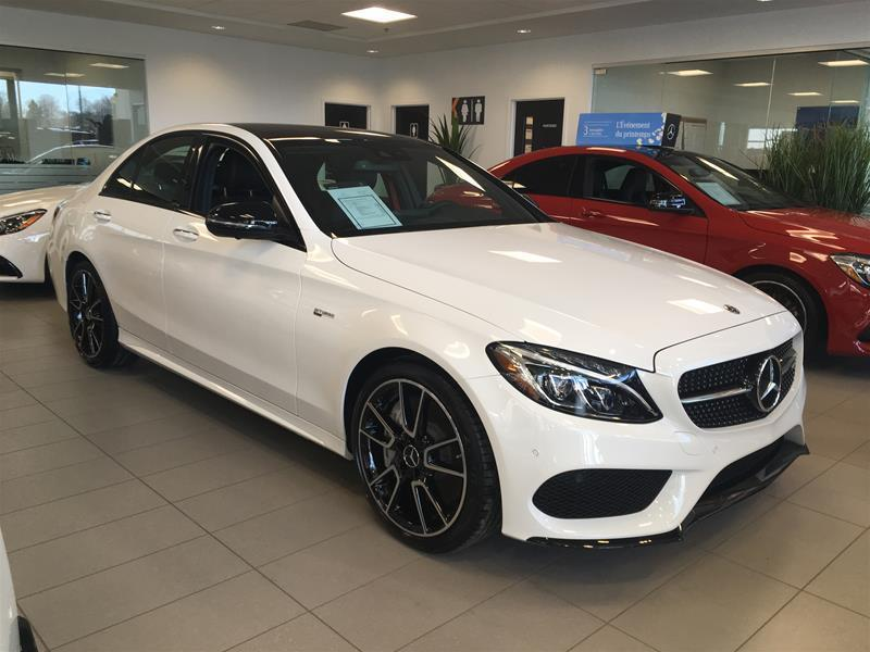 Mercedes-Benz C43 AMG 2018 4MATIC Sedan #18-0383