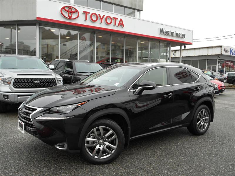 2016 Lexus NX 200t Luxury Package #P6528T