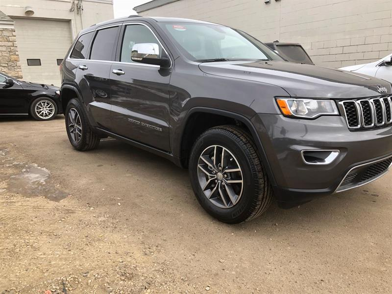 2018 Jeep Grand Cherokee Limited 4x4 #ena2499