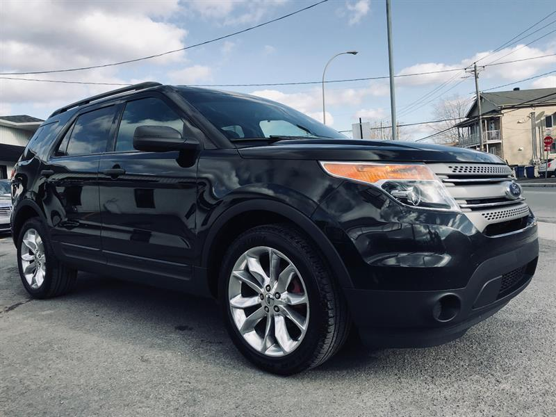 Ford Explorer 2012 4dr Base #741A