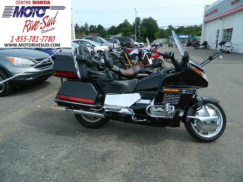 Honda GL 1500 GOLDWING SE 1991