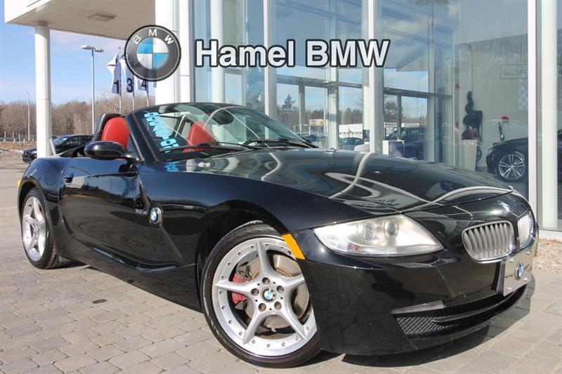 2006 BMW Z4 2dr Z4 Roadster 3.0si #18-232a