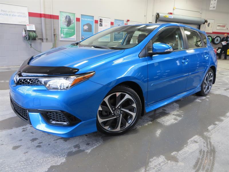 Toyota Corolla iM 2018 Gr:A *BAS KM* (DÉMO) #38080