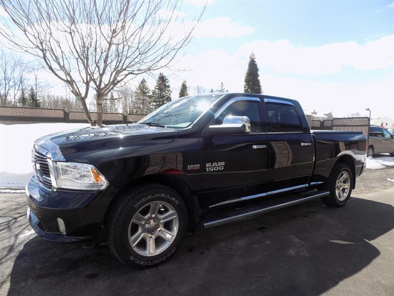 Ram 1500 2016 Limited #AD6209