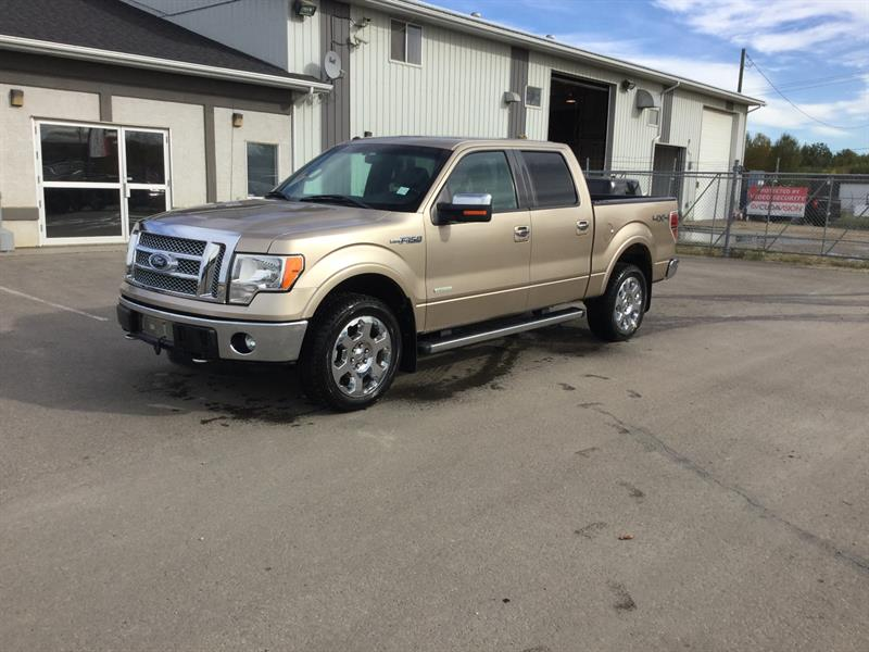 2011 Ford F-150 Lariat #MB73987