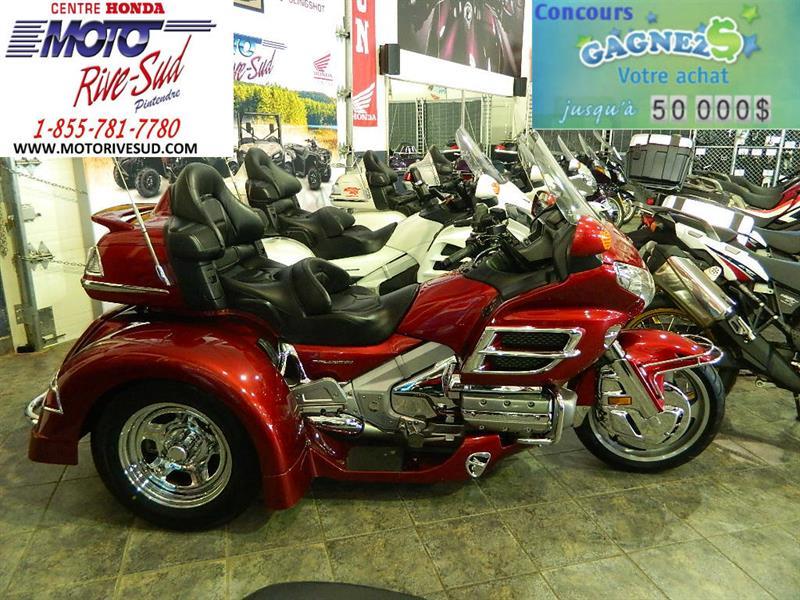Honda Trike GL 1800  GOLDWING 2008