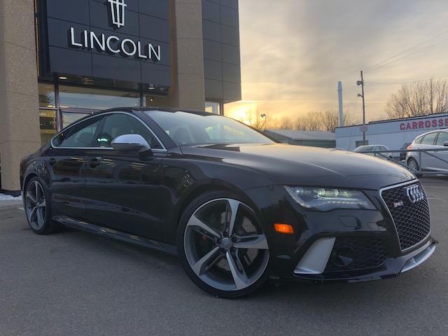 Audi Rs 7 2014 #L Laporte