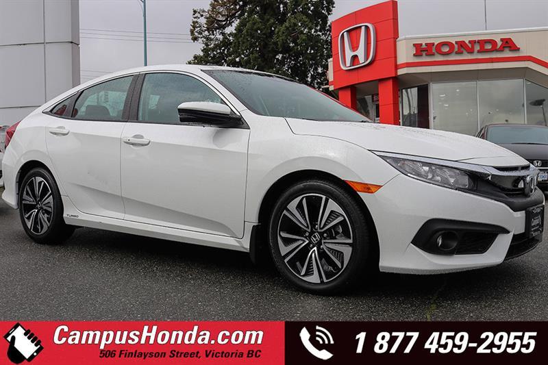 2016 Honda Civic Sedan EX-T Sedan Auto Bluetooth #18-0355A